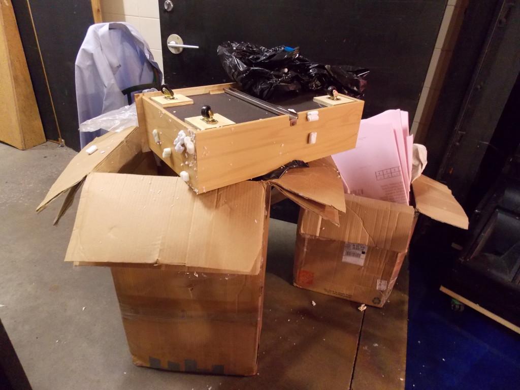 3. Unpack