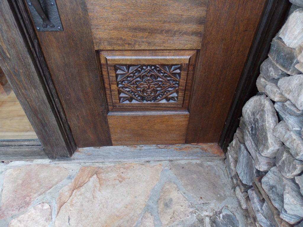 How To how to refinish front door images : Refinishing an Oak Threshold   Minwax Blog