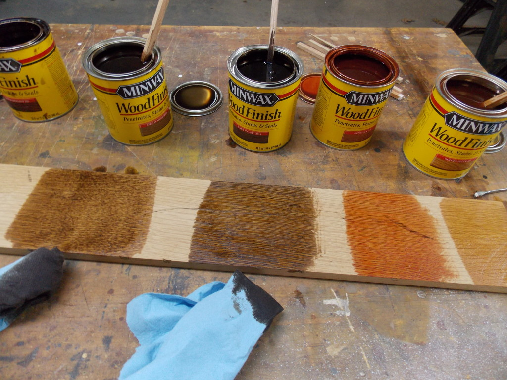 Minwax Stain Colors On Pine 1024 x 768