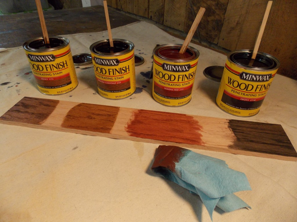 Custom Made Kitchen Cabinet Custom Mixing Stains Minwax Blog