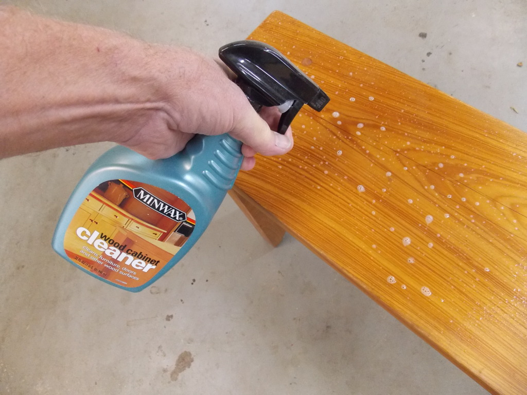 Refreshing a Forgotten Table | Minwax Blog