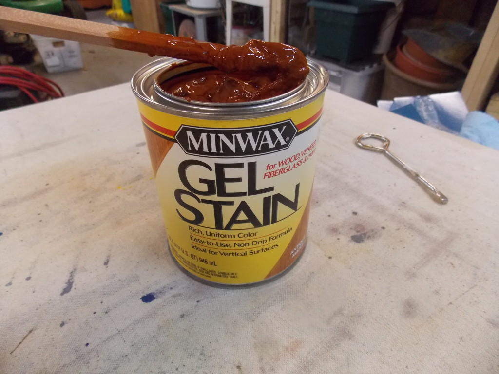 Minwax stain pens great with minwax stain pens cheap blend fil cool i selected minwax gel stain in antique maple for the stain the gel stain gives you more control over your stain which is what i needed to with minwax nvjuhfo Images