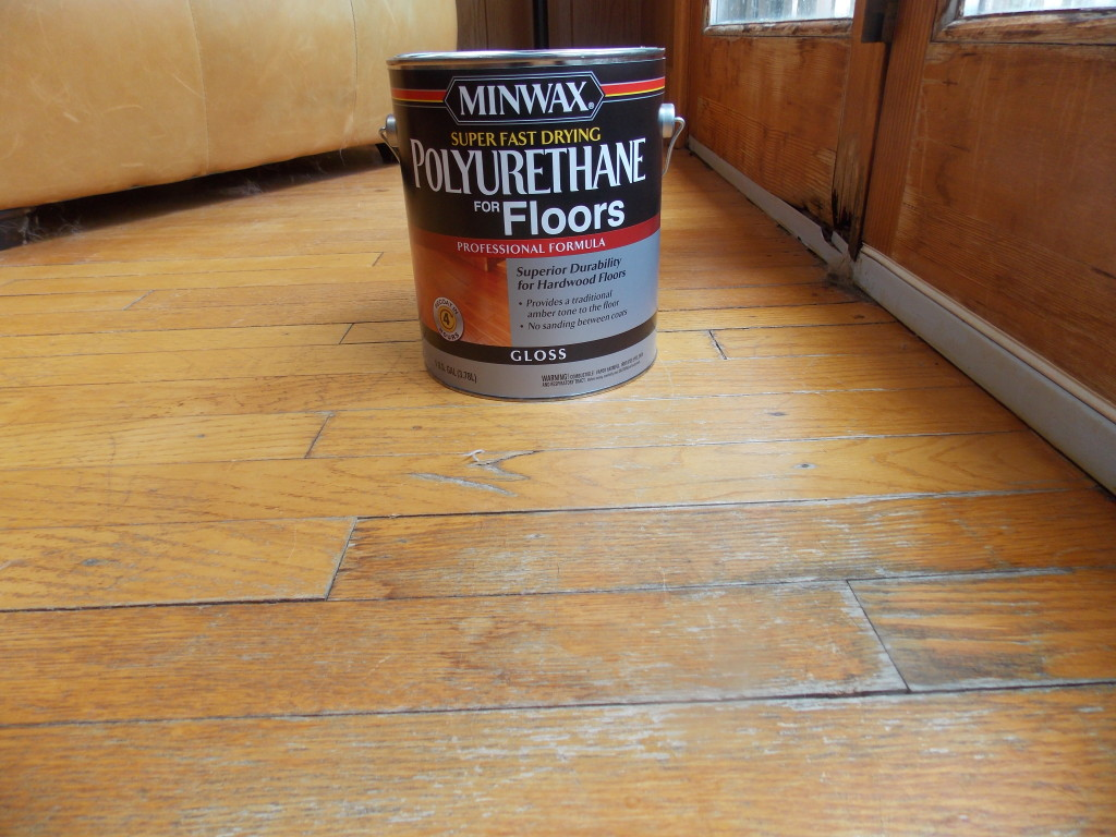 Minwax super fast drying polyurethane - For Years Anyone Wanting To Refinish Their Floors Had No Choice Other Than To Use A Standard Oil Based Polyurethane Finish The Same You Would Use On Your