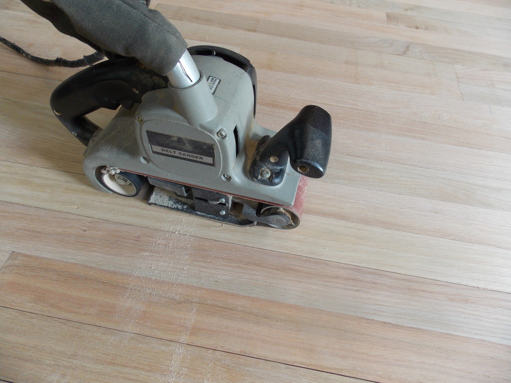 Minwax super fast drying polyurethane - For Best Results Sand Off Any Existing Finish To Open The Pores Of The Wood I Typically Do My Final Sanding On A Floor Using 120 Grit Sandpaper On A