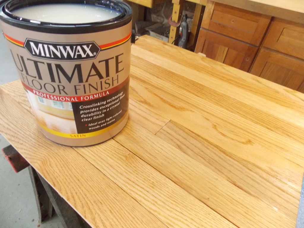 Minwax super fast drying polyurethane - But If You Prefer A Crystal Clear Water Based Finish For Your Freshly Sanded Floor Then Consider Using Minwax Ultimate Floor Finish It Dries Fast