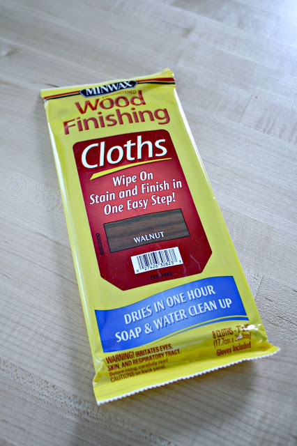 Wood Finishing Clothes