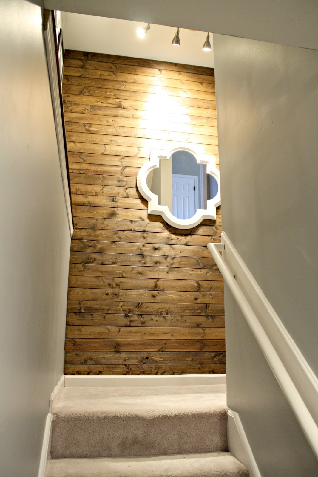 Stair Landing Plank Project