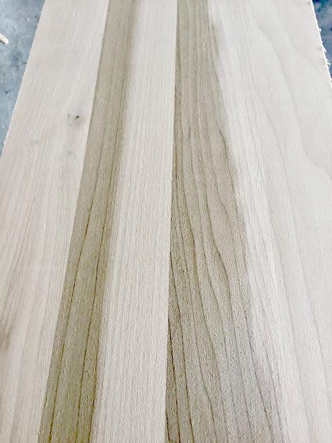 Shelfie Poplar Wood