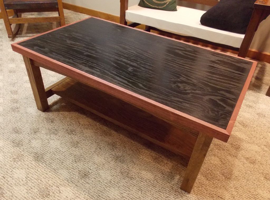 coffee table top makeover | minwax blog