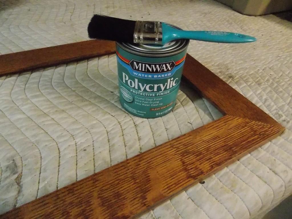 An Organizational Board Minwax Blog