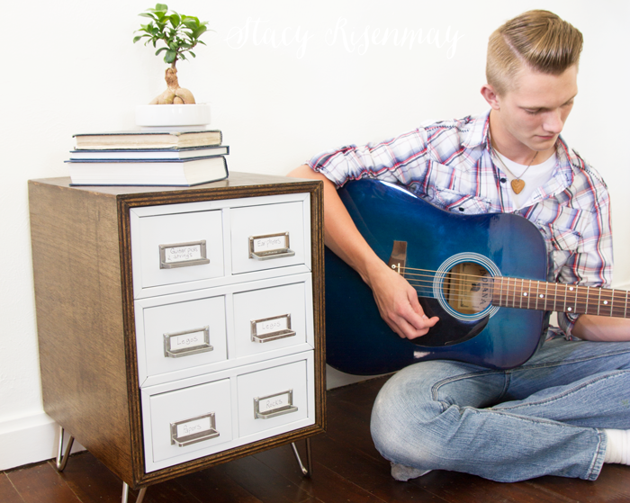Son Play Guitar by Finished Project