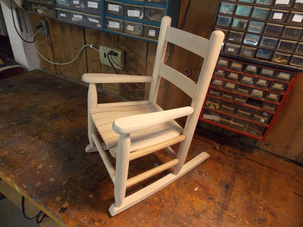 Creating A Vintage Rocking Chair Perfect For Any Kid S
