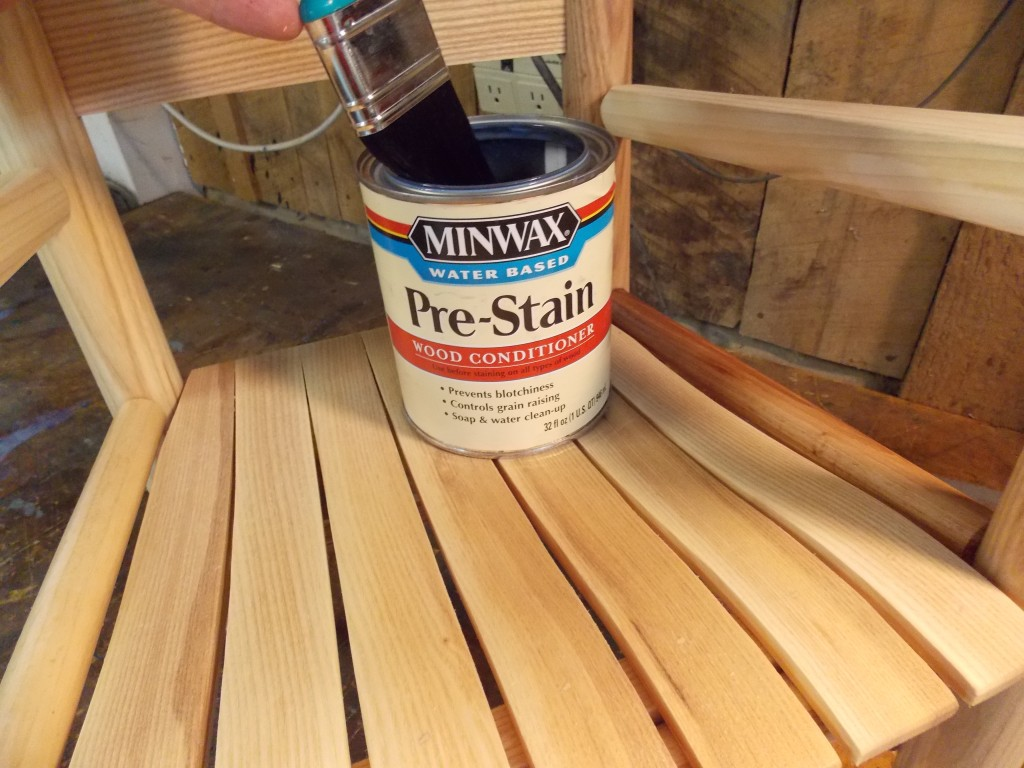 Gel stains oil based saah furniture - Also The Wood Used In Unfinished Furniture Generally Tends To Absorb Stain Unevenly So After My First Sanding I Brushed On A Coat Of Minwax Water Based
