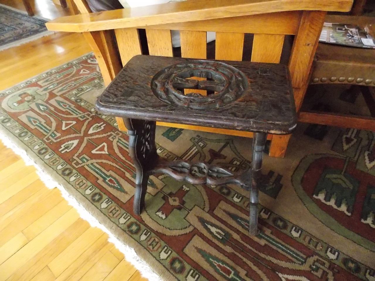 Restoring A Vintage Antique Bookstand Minwax Blog