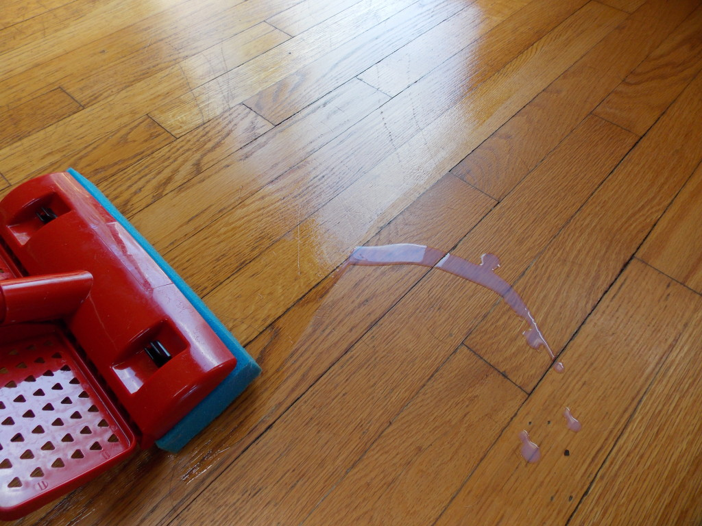 A Quick Fix For Worn Floor Minwax Blog