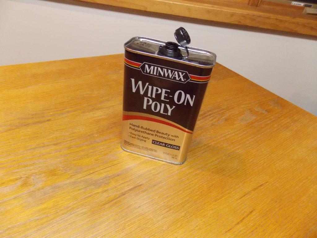 Minwax Wipe-On Poly Finish
