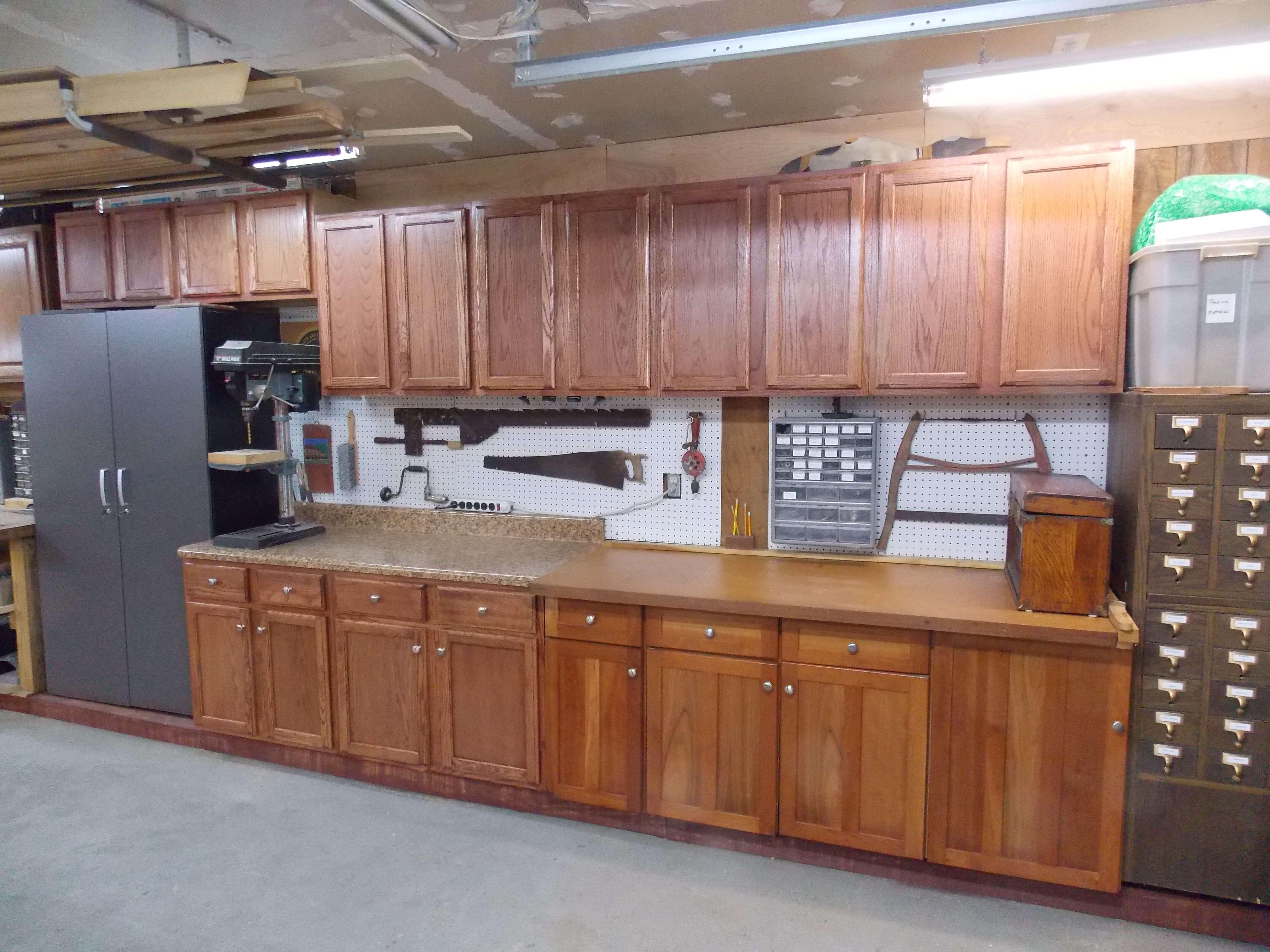 Staining Repurposing Unfinished Oak Cabinets Minwax Blog